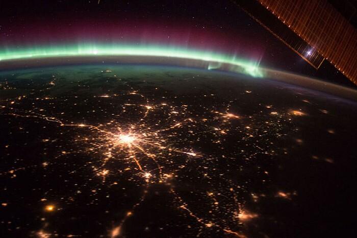 aurora boreale immagini nasa 22