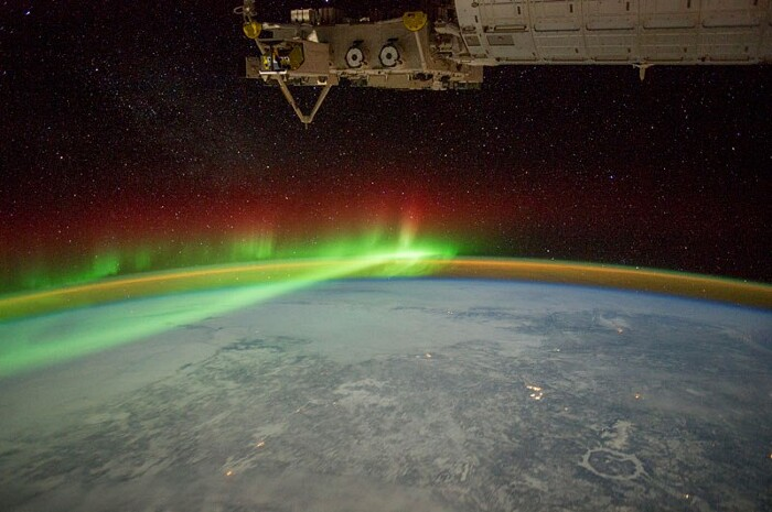 aurora boreale immagini nasa 25