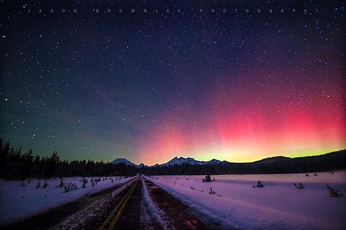 aurora boreale immagini nasa 26