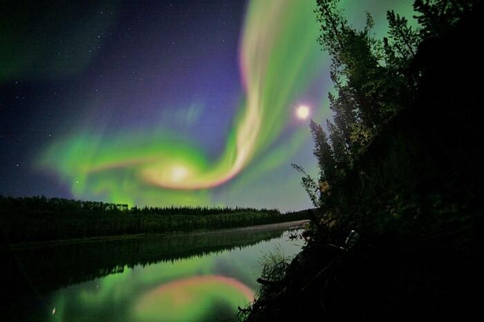 aurora boreale immagini nasa 29