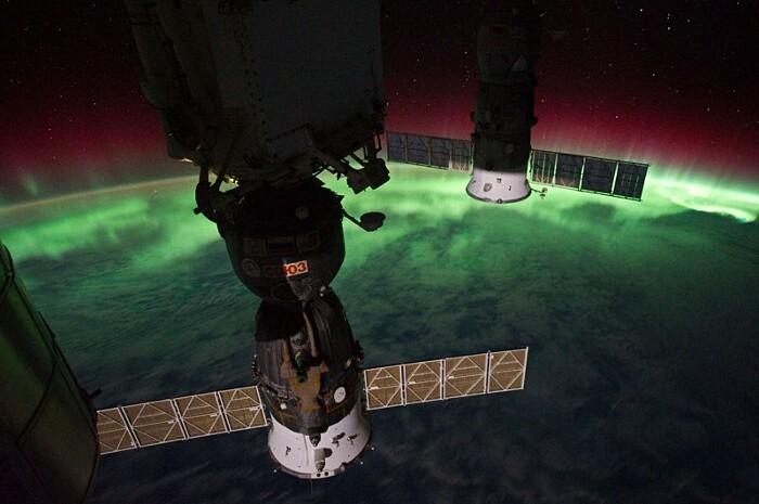 aurora boreale immagini nasa 33