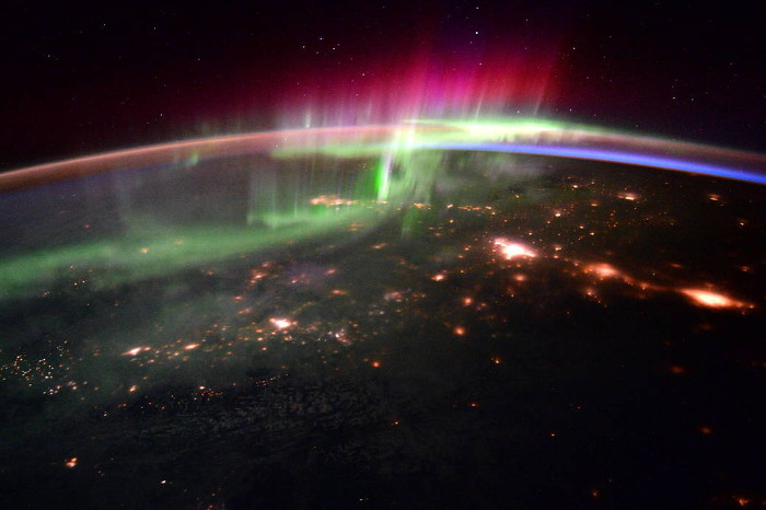 aurora boreale immagini nasa 34