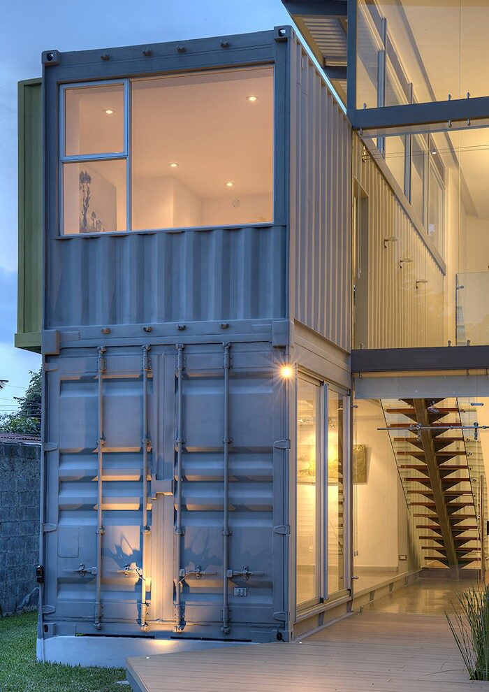 30 case container tra le pi belle al mondo container abitativi - Casa container prezzo ...