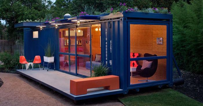 30 case container tra le più belle al mondo, container ...