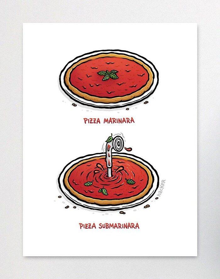 illustrazioni-divertenti-pizzeria-disgusto-michael-hacker-04