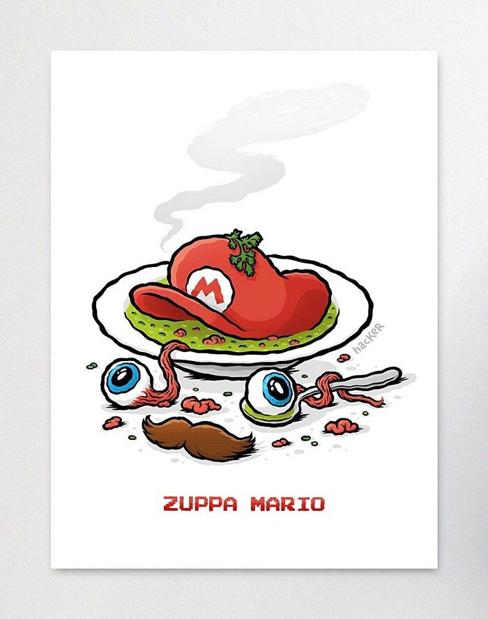 illustrazioni-divertenti-pizzeria-disgusto-michael-hacker-06