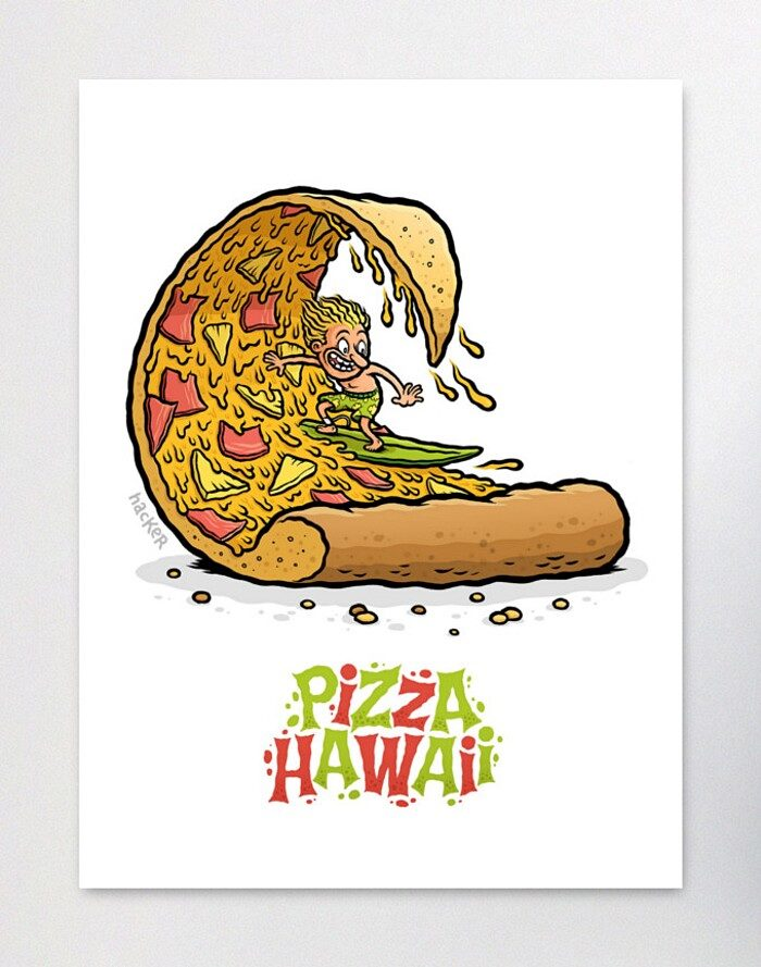 illustrazioni-divertenti-pizzeria-disgusto-michael-hacker-11