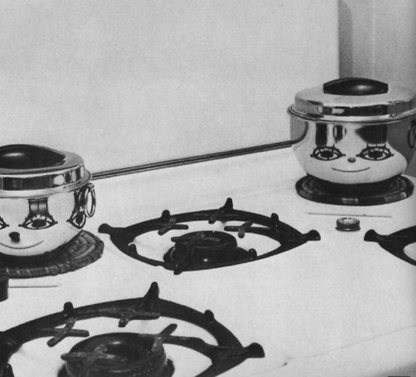 Pareidolia esempi volti in oggetti comuni