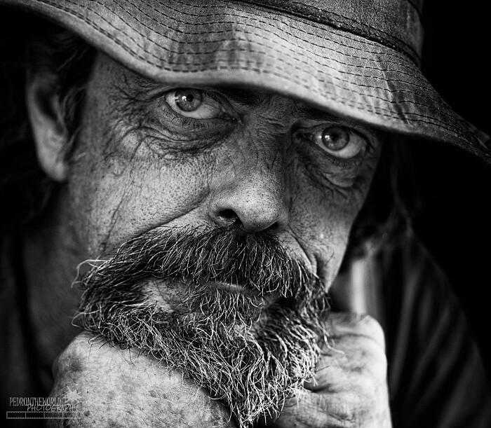 Foto Senzatetto Pedro Oliveira