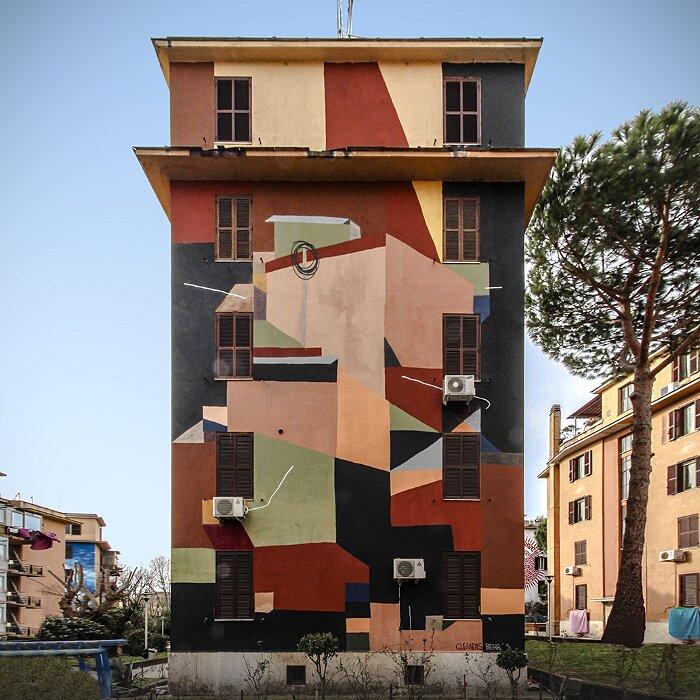 Street Art Roma - Clemens Behr, Tor Marancia