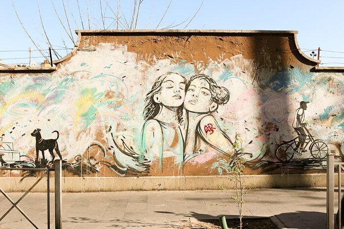 Street Art Roma - Alice Pasquini