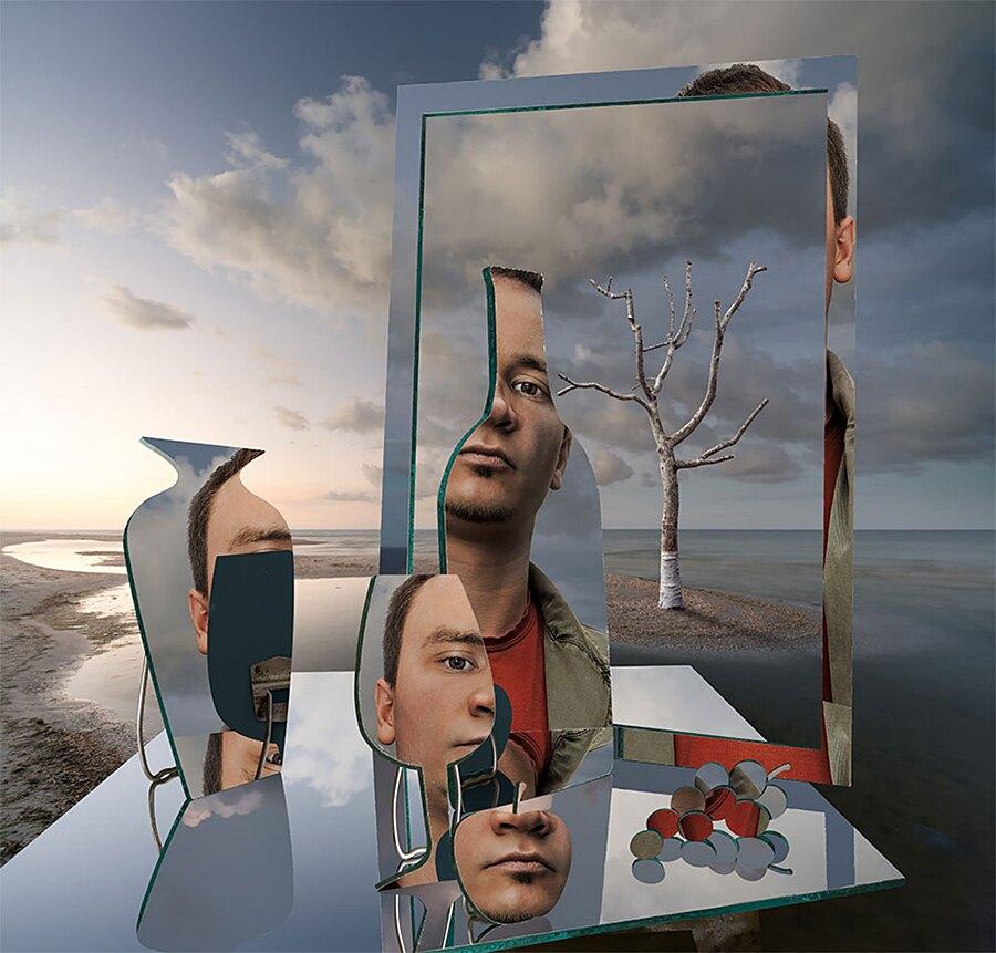 Foto Surreali Arte Digitale Collage Fotomontaggi Mikhail Batrak