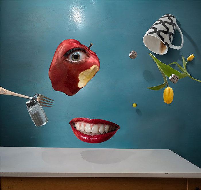 Surrealismo ed arte digitale si incontrano nelle immagini di Mikhail Batrak