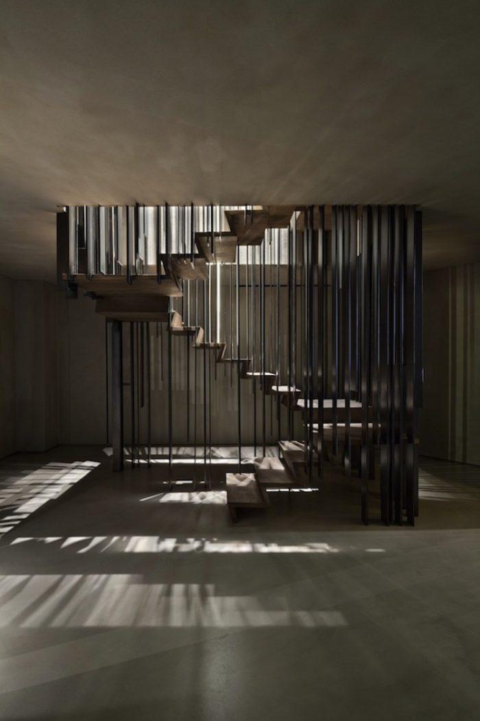 Scale Interne Dal Design Moderno 27 Bellissimi Esempi