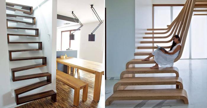 Scale interne dal design moderno 27 bellissimi esempi for Immagini design