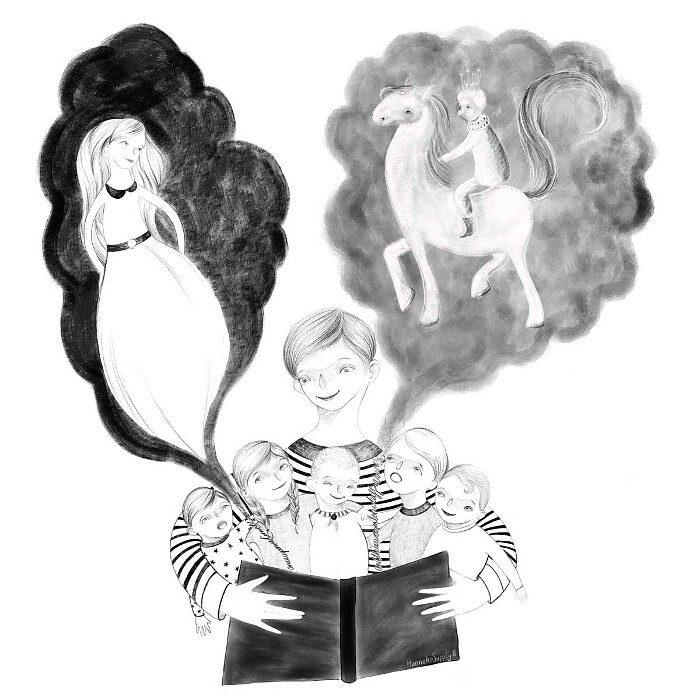 illustrazioni-bambini-profughi-ue-Bedtime-Story-Hanneke-Supply-Belgium
