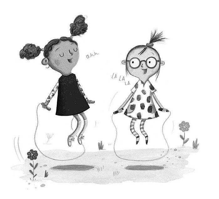 illustrazioni-bambini-profughi-ue-Skipping-Rope-Kristyna-Litten-UK-