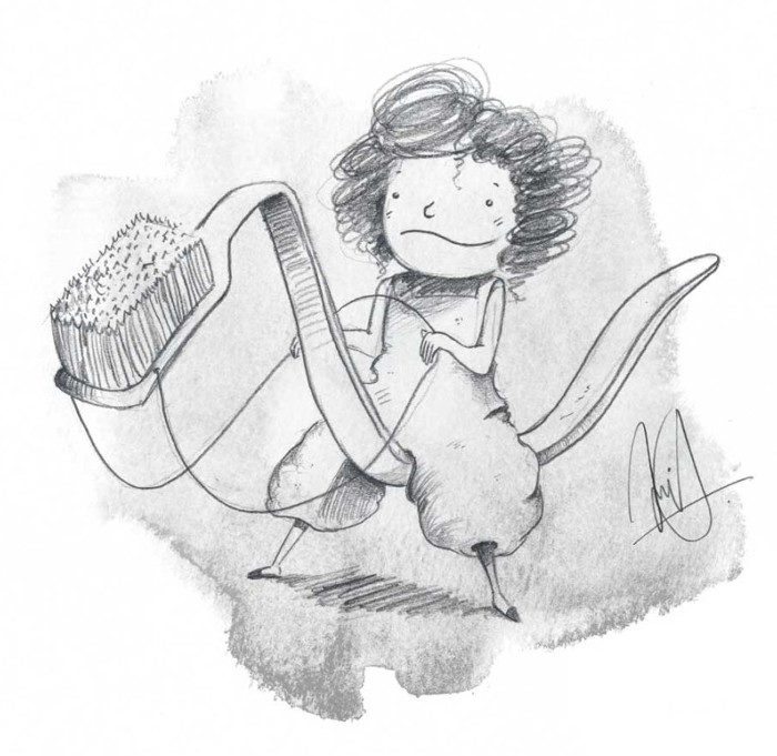 Illustratori di libri per bambini da tutta Europa mostrano come i piccoli rifugiati trovano speranza negli oggetti quotidiani