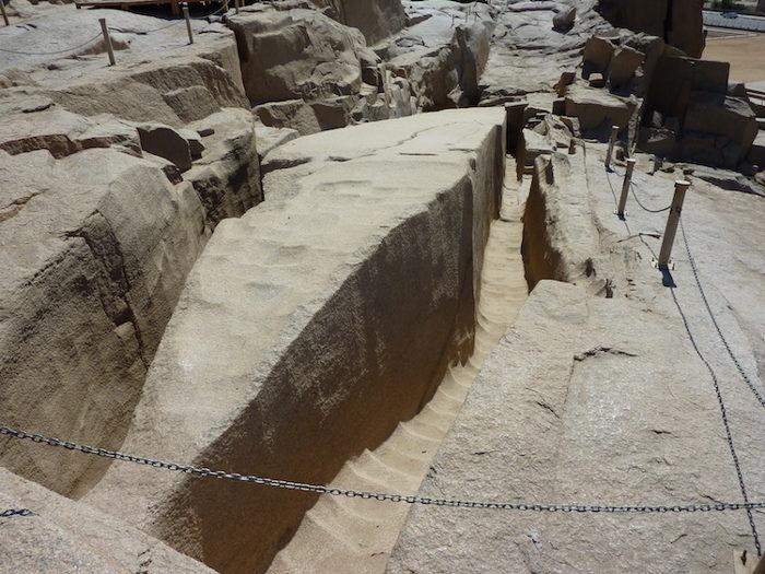 Obelisco Incompiuto di Assuan Egitto