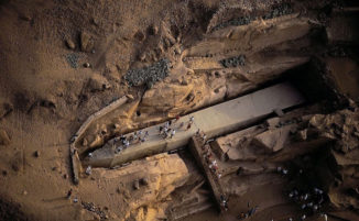 Obelisco incompiuto di 3.500 anni rivela le tecniche di costruzione dell'antico Egitto