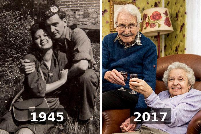 Soldato sopravvissuto all'olocausto la salva da un campo di concentramento e passano la loro vita insieme