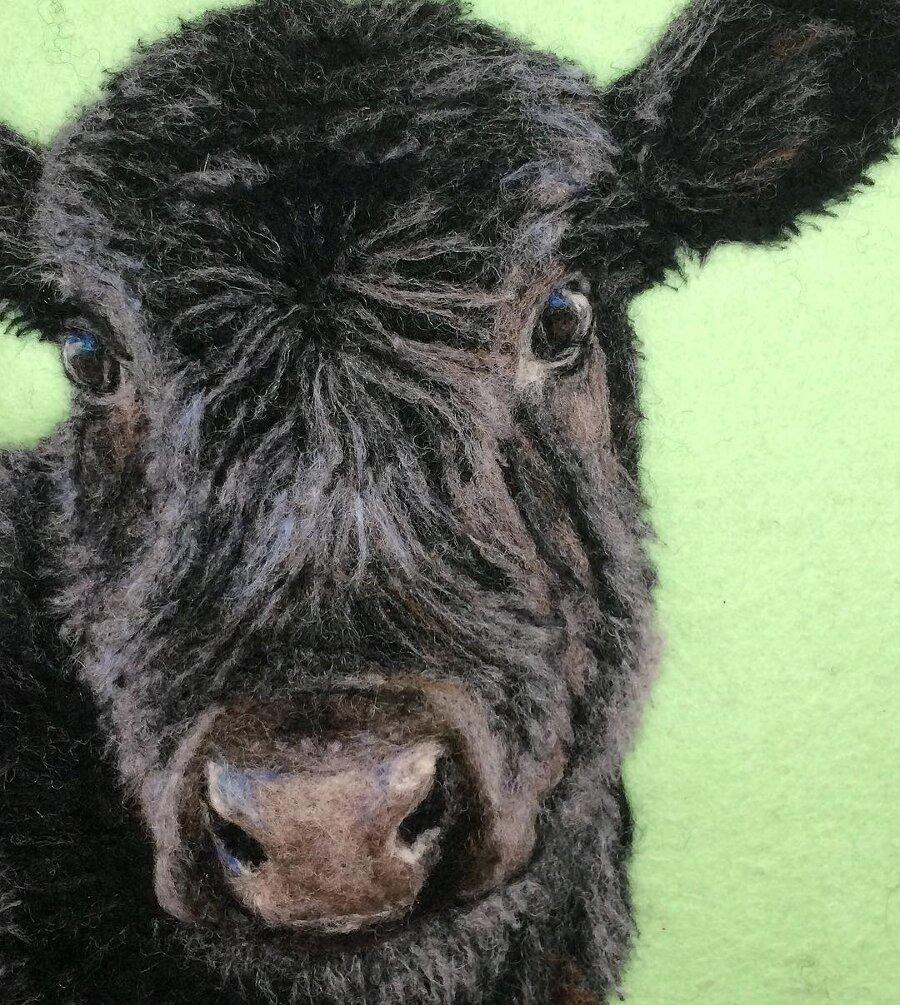 Animali Piante Ricami Realistici Dani Ives