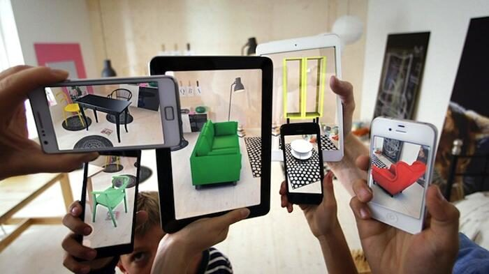App mobili virtuali Ikea Place Apple Arkit
