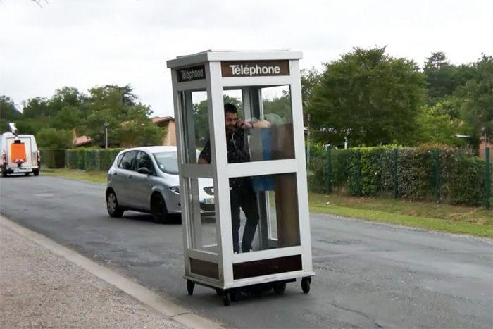 Cabina Telefonica : Cabina telefonica keblog