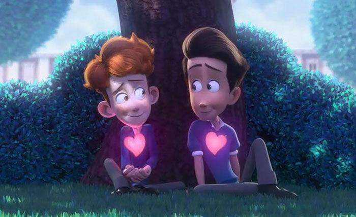 Un nuovo cortometraggio in stile Pixar di un ragazzo che fa coming out sta facendo impazzire internet