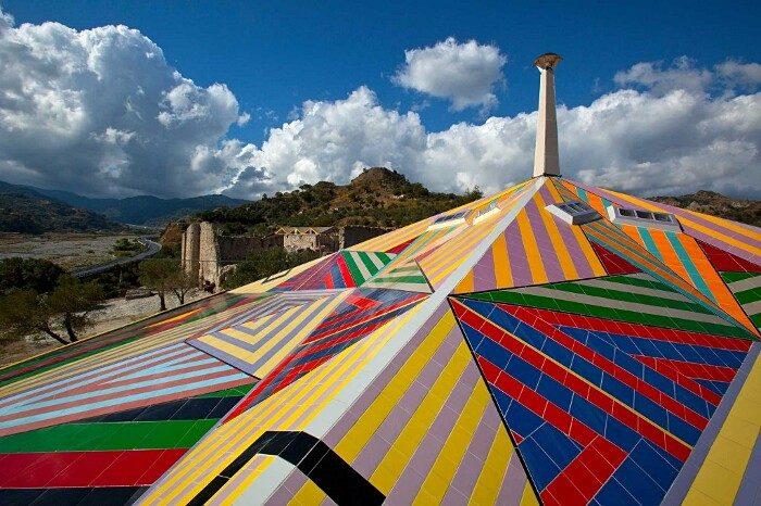 Musaba Museo Laboratorio Arte Contemporanea Calabria