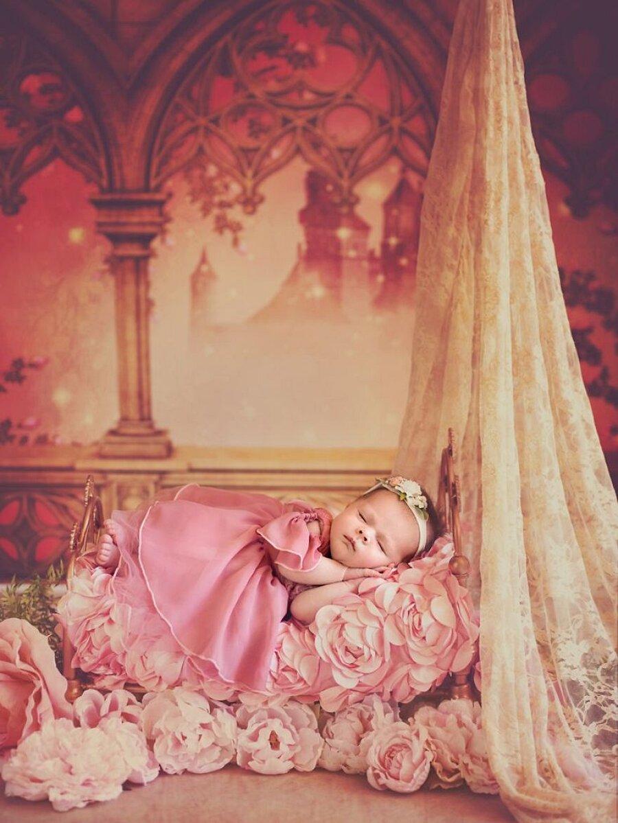 Principesse Disney Neonate Belly Beautiful Portraits