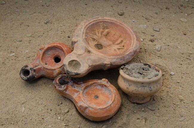 Scoperto Sito Archeologico Romano Vienne Francia