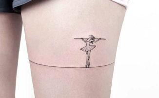 Piccole storie e mondi fantasiosi nei tatuaggi di un ex fumettista