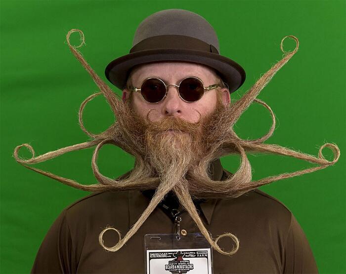 Campionato Mondiale Barbe e Baffi - World Beard and Mustache Championships 2017