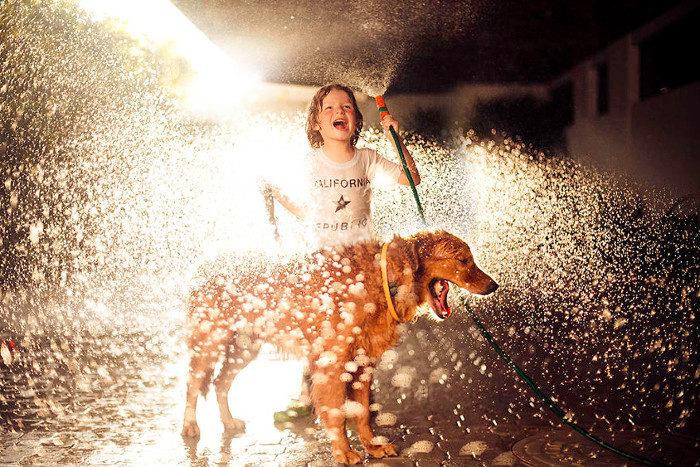 Bellissime foto documentano l'estate di bambini lontani dalla tecnologia