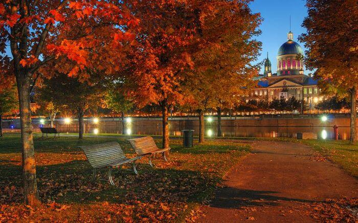 8 bellissimi luoghi nel mondo da visitare in autunno keblog for Immagini autunno hd