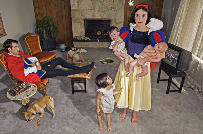 Principesse Disney Senza Lieto Fine Dina Goldstein