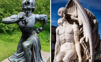 17 affascinanti sculture da brivido