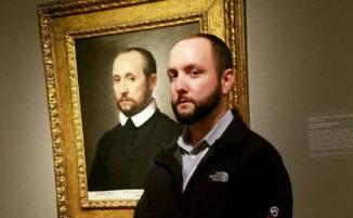 Quando andando in museo incontri il tuo sosia in un quadro