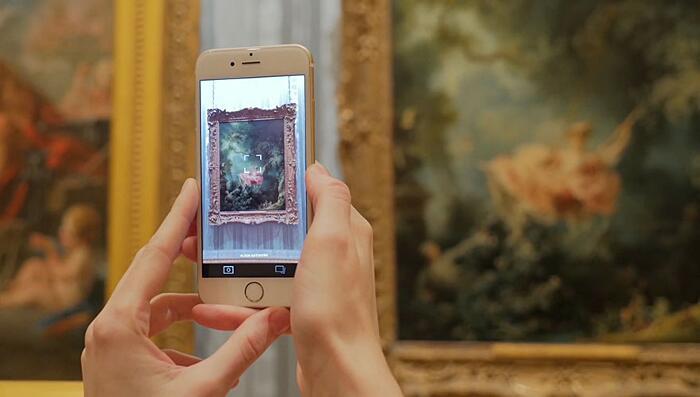 Applicazione Che Riconosce Opere d'Arte Musei Smartify