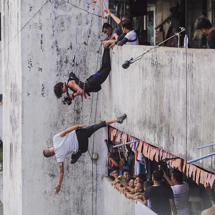 Foto Sfidano Gravità Nike Vapormax Benjamin Von Wong