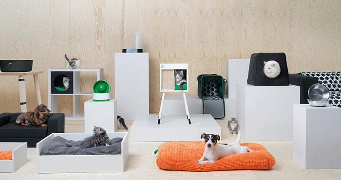 Ikea Mobili Per Cani E Gatti Lurvig