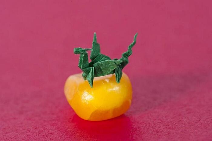 Miniature Origami Anja Markiewicz