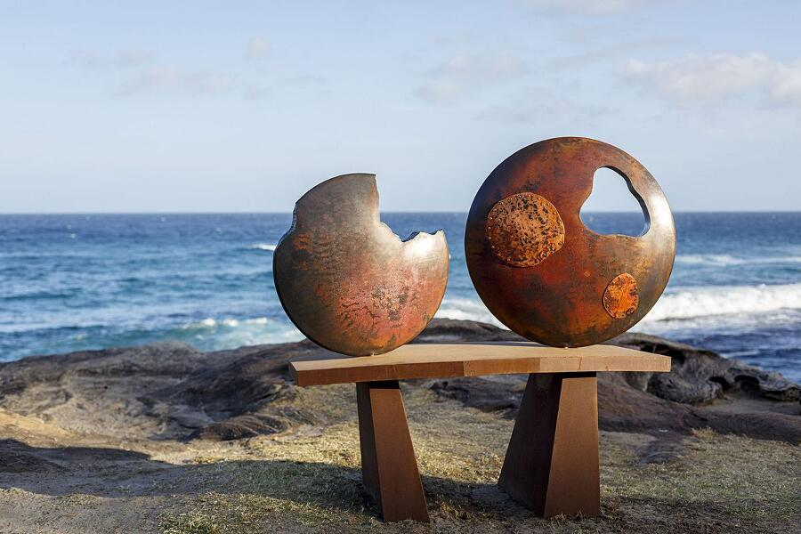 Sculture A Cielo Aperto Sculpture By The Sea Australia