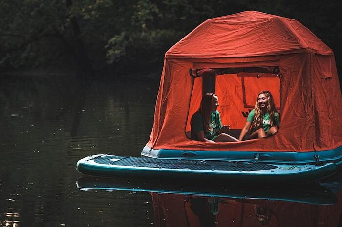 Tenda Campeggio Galleggiante Smithfly
