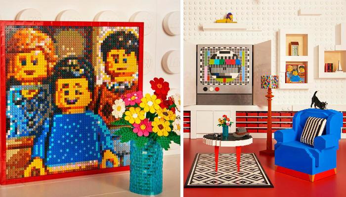 Grazie ad airbnb avrete l'opportunità di trascorrere gratis una notte nella casa LEGO House