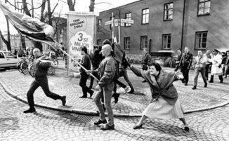50 potenti foto di donne che con le loro proteste hanno cambiato la storia