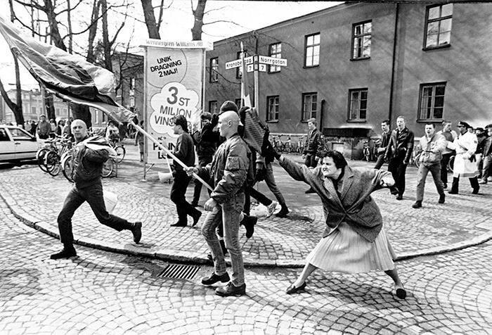 54 potenti foto di donne che con le loro proteste hanno cambiato la storia