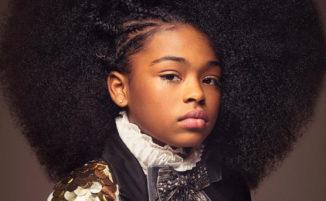 Ritratti ispirati al barocco celebrano la bellezza dei capelli afro