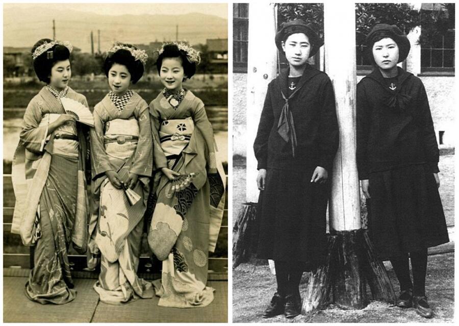 Come Vestivano I Giovani 100 Anni Fa